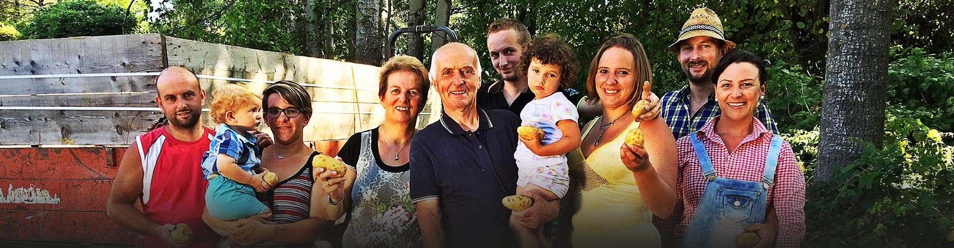 famiglia zecchinati
