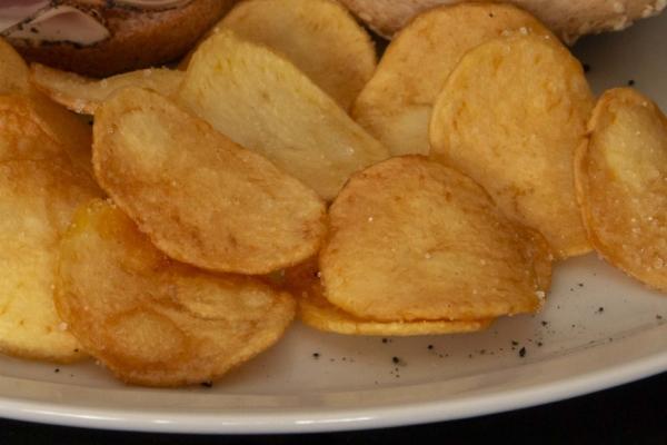 chips di patate di rotzo