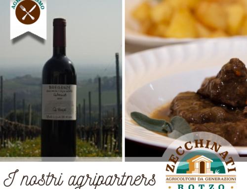 I nostri agripartners: Ca'Biasi Cantina vini Breganze (VI)