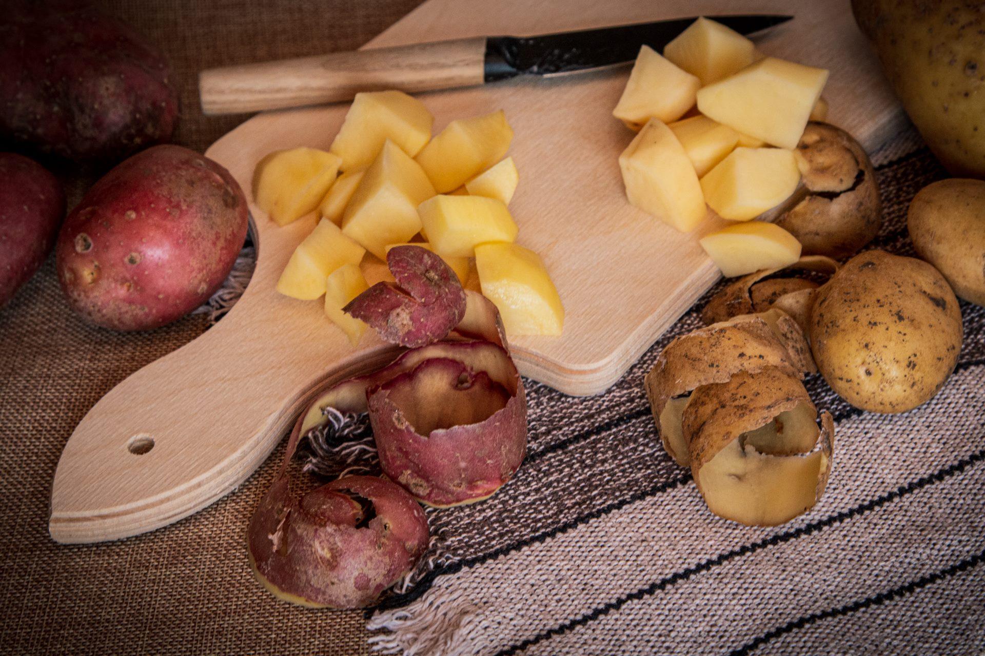 innovazione tradizione patate di rotzo